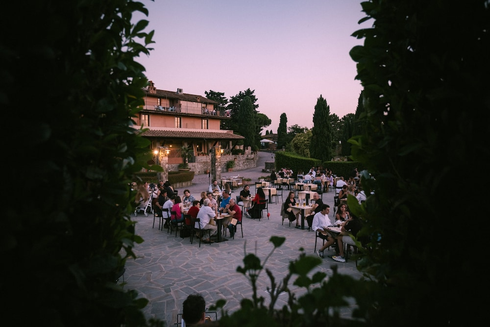 ホテル ファットリア デリ ウシニョーリ