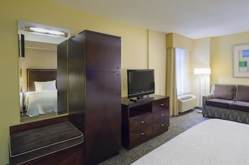 Room, 1 King Bed with Sofa bed, Accessible, Bathtub
