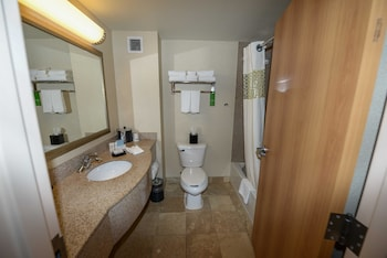 One king bedroom suite non smoking