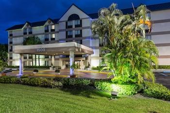 勞德代爾堡行政機場智選假日套房飯店北羅德岱堡 - 機場行政飯店 Holiday Inn Express & Suites Ft. Lauderdale N - Exec Airport