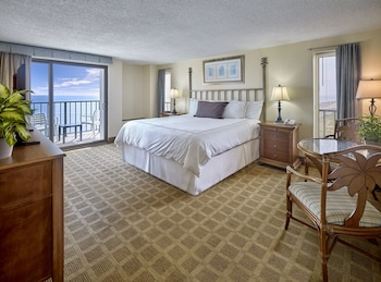 Superior Room, 1 King Bed, Oceanfront