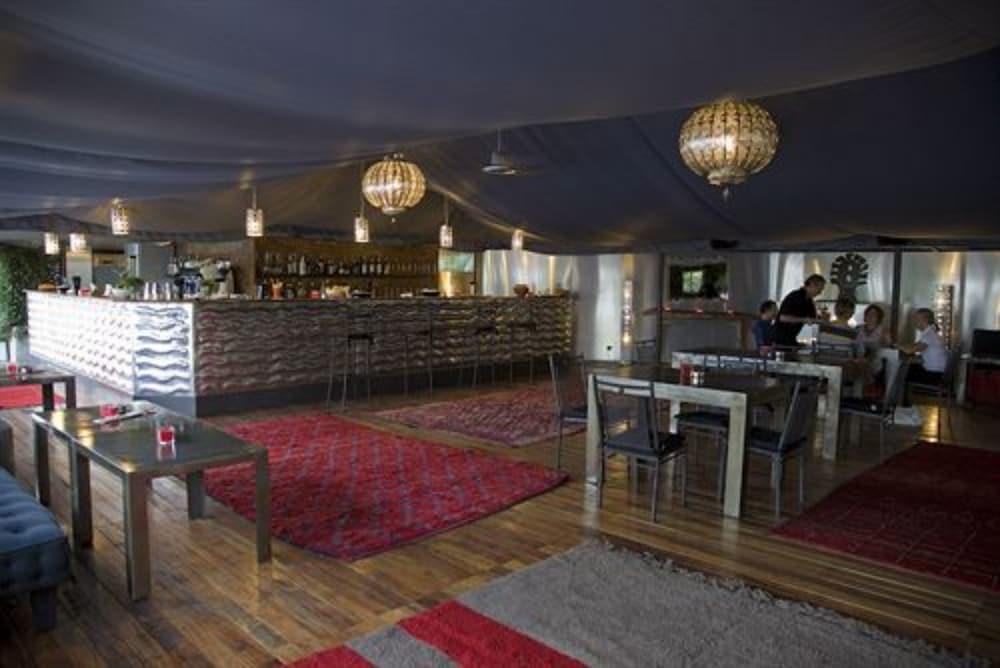 그랜드 호텔 아렌자노(Grand Hotel Arenzano) Hotel Image 19 - Hotel Bar