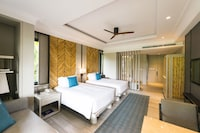 Grand Garden Pavilion Twin Room Free round trip transfer