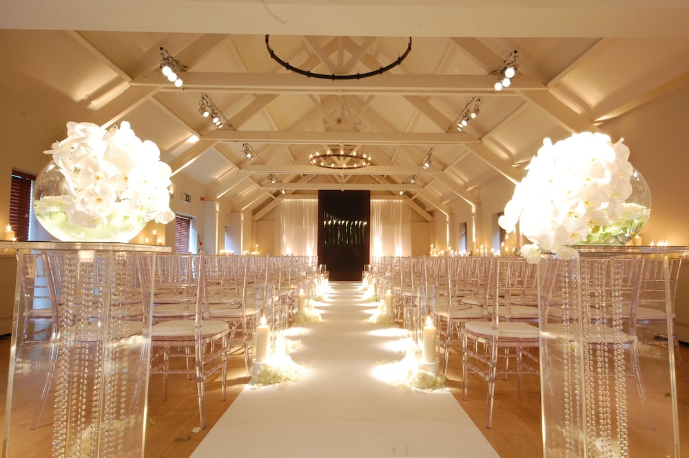 스토크 플레이스 호텔(Stoke Place Hotel) Hotel Image 46 - Indoor Wedding