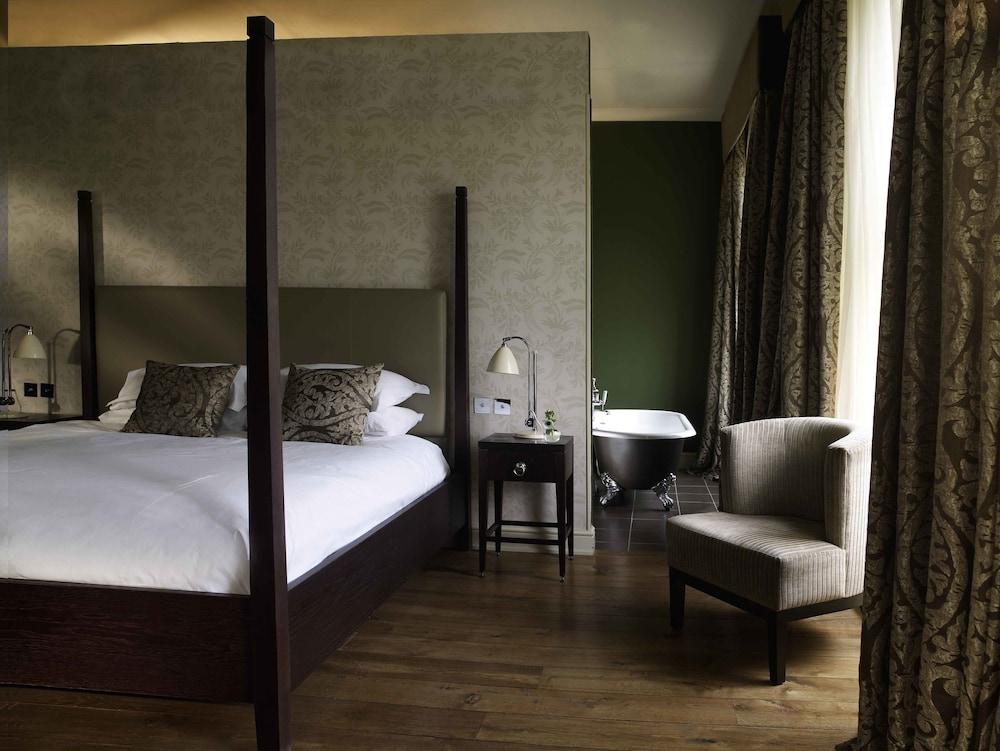 스토크 플레이스 호텔(Stoke Place Hotel) Hotel Image 15 - Guestroom
