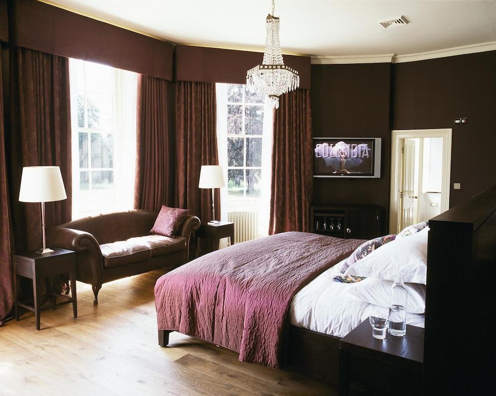 스토크 플레이스 호텔(Stoke Place Hotel) Hotel Image 16 - Guestroom