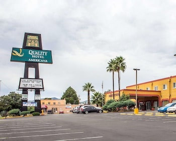Hotel - Quality Hotel Americana Nogales