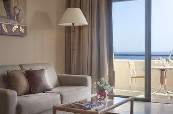 Deluxe Suite, Sea View
