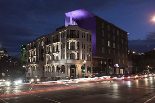 Montreal - HOTEL10 - z Warszawy, 2 kwietnia 2021, 3 noce
