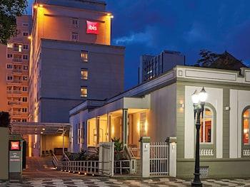 庫里奇巴巴特爾宜必思飯店 ibis Curitiba Batel