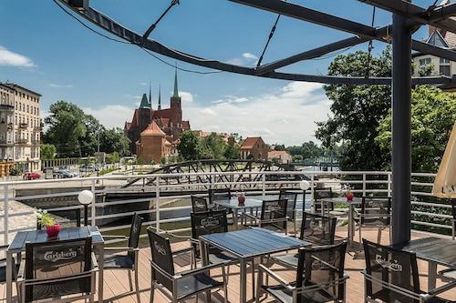Wrocław - Hotel Tumski - z Warszawy, 24 kwietnia 2021, 3 noce