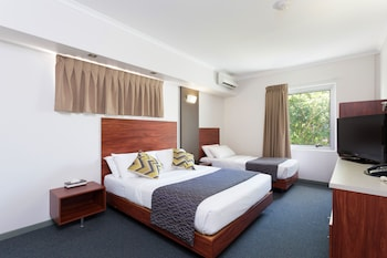 Guestroom at Rocklea International Motel in Rocklea