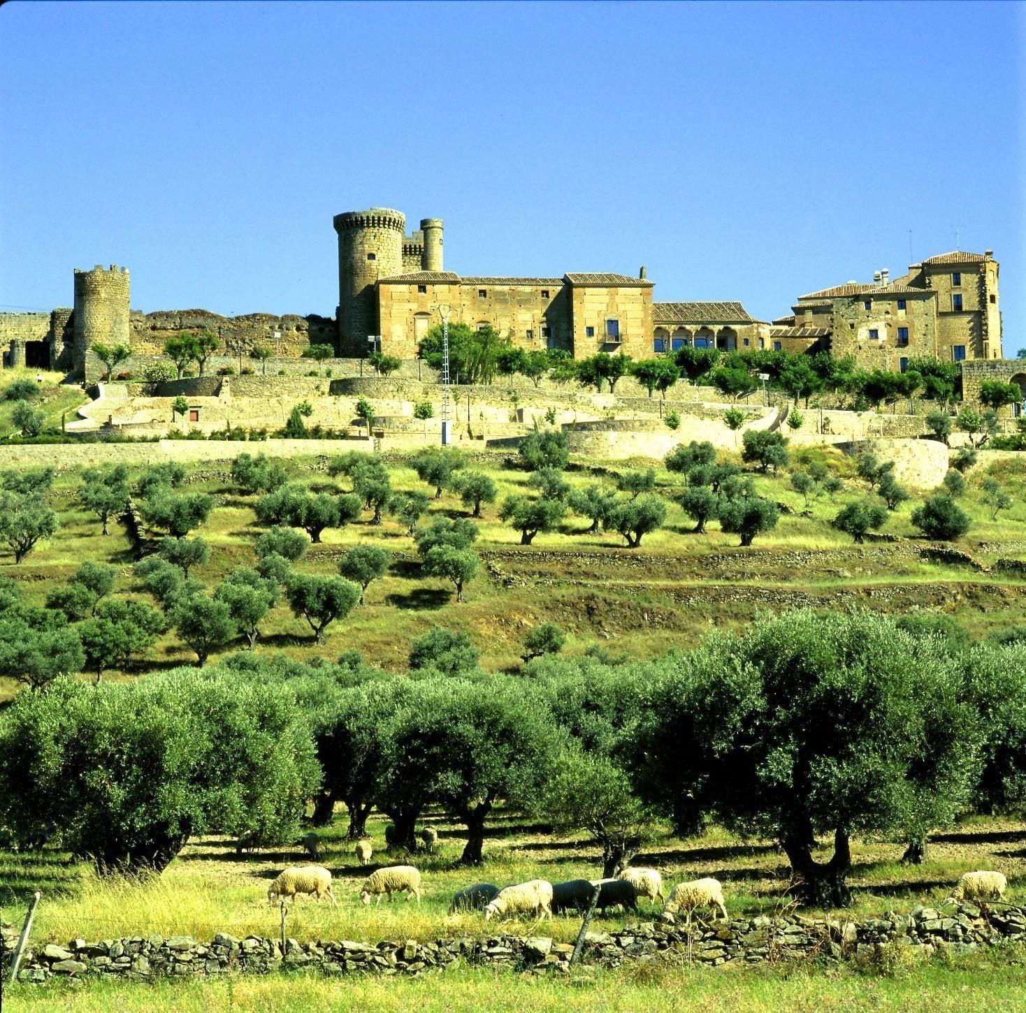 Parador De Oropesa Toledo, Toledo