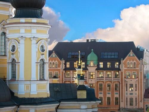 Petersburg - Hotel Dostoevsky - z Warszawy, 23 marca 2021, 3 noce