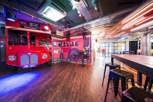 Londyn - Generator London - z Bydgoszczy, 23 kwietnia 2021, 3 noce