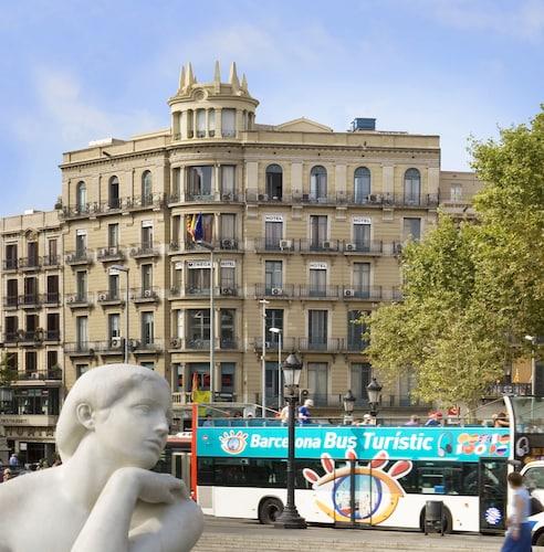 Barcelona - Hotel Monegal - z Warszawy, 15 kwietnia 2021, 3 noce