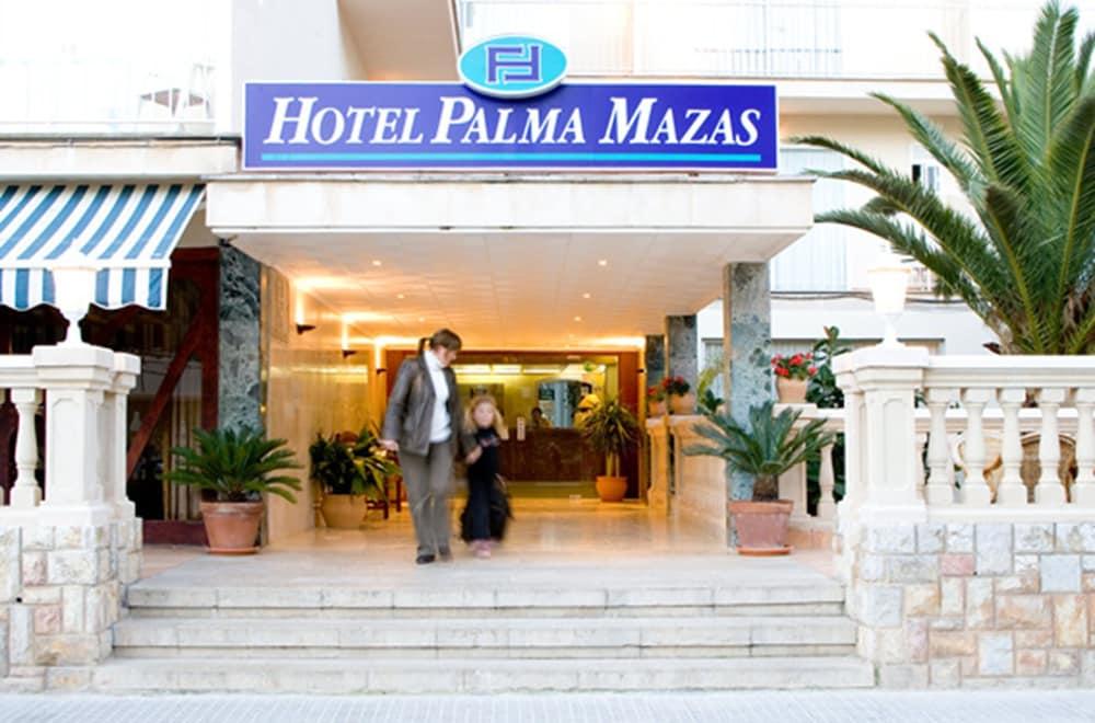 Hotel Palma Mazas, Imagen destacada
