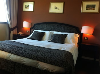 Superior Double Room Single Use, 1 Double Bed, Balcony, with view