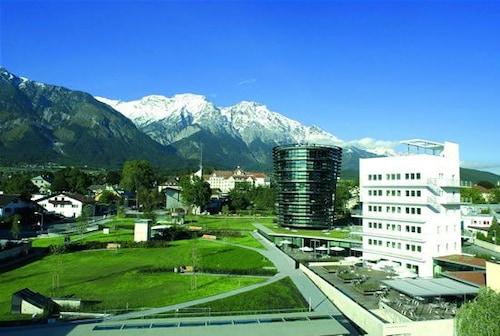 Parkhotel Hall in Tirol, Innsbruck Land