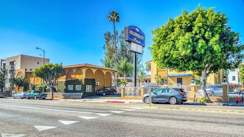 Los Angeles (CA) - Hollywood City Inn - z Krakowa, 29 kwietnia 2021, 3 noce