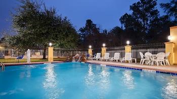 貝斯特韋斯特普拉斯山姆休士頓套房飯店 Best Western Plus Sam Houston Inn & Suites