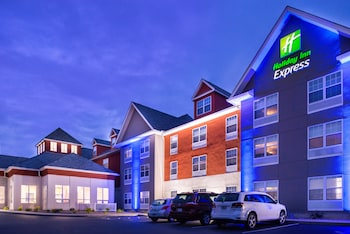 Hotel - Holiday Inn Express Mystic
