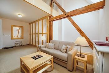Attic Loft Deluxe Double Room