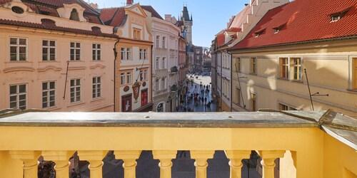 Praga - Ventana Hotel Prague - z Warszawy, 27 marca 2021, 3 noce