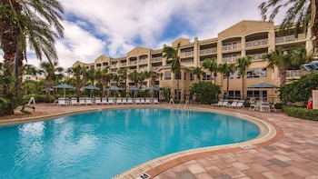 卡納維爾角海灘度假村假日飯店分時度假 - IHG 飯店 Holiday Inn Club Vacations Cape Canaveral Beach Resort, an IHG Hotel