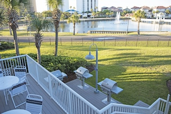 The Terrace at Pelican Beach - BBQ/Picnic Area  - #0