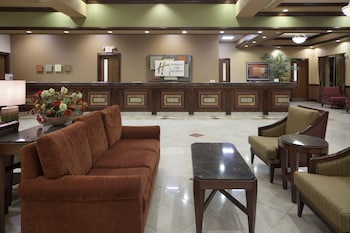 Lobby Sitting Area at Holiday Inn Club Vacations at Desert Club Resort in Las Vegas