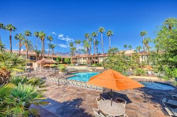 棕櫚泉韋爾科渡假村飯店 Welk Resorts Palm Springs