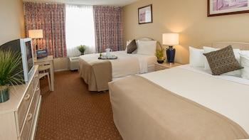North Building -Standard Room, 2 Queen Beds