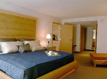Suite, 1 King Bed and Queen Sofa Bed (Serenity Suite)