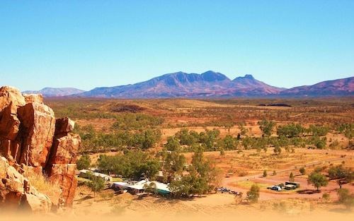 Glen Helen Lodge, Tanami