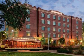 坦帕宜博市中心歡朋套房飯店 Hampton Inn and Suites Tampa - Ybor City Downtown