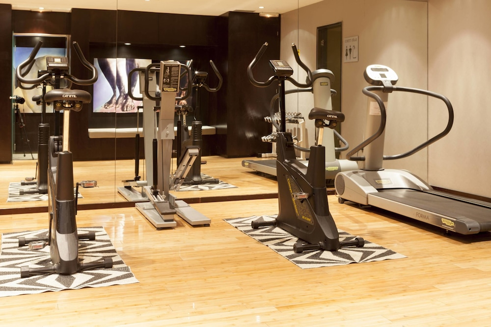 AC 호텔 히혼 바이 메리어트(AC Hotel Gijón by Marriott) Hotel Image 20 - Fitness Facility