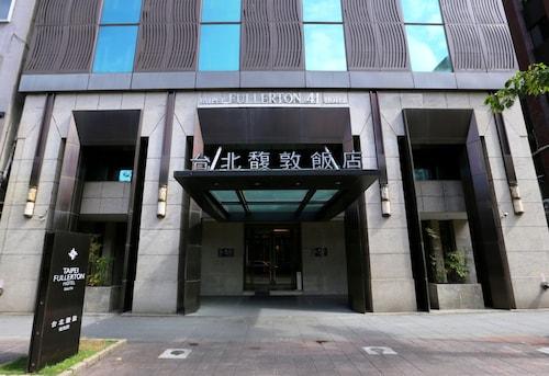 Taipei Fullerton Hotel-South, Taipei