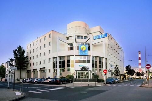 . Comfort Hotel Clermont Saint-Jacques