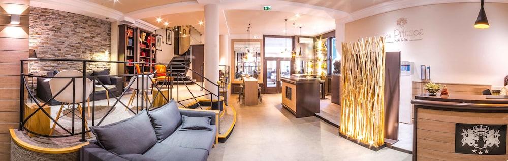 Hotel The Originalsdes Princes Chambéry (ex Inter-Hotel)