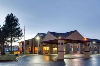 丹佛斯泰普頓溫德姆速 8 飯店 Super 8 by Wyndham Denver Stapleton