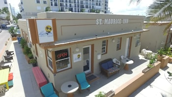 The St Maurice Beach Inn 310 Michigan Street Hollywood Fl