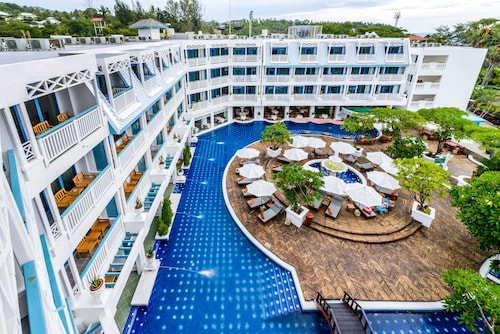 Karon - Andaman Seaview Hotel - z Warszawy, 3 kwietnia 2021, 3 noce