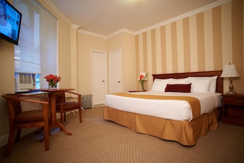 Standard, One King Bed