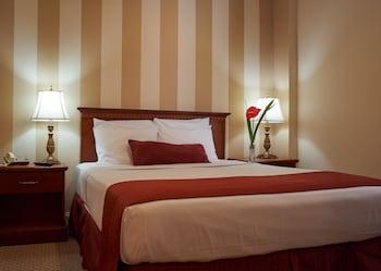 Standard, One Full Bed