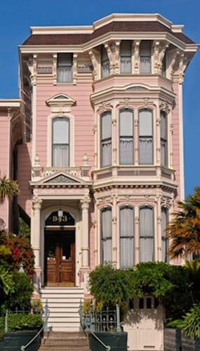 San Francisco (CA) - Inn San Francisco - z Warszawy, 16 kwietnia 2021, 3 noce