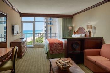 Two Bedroom Suite Partial Ocean View