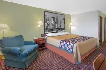 Suite, 1 King Bed, Smoking, Hot Tub