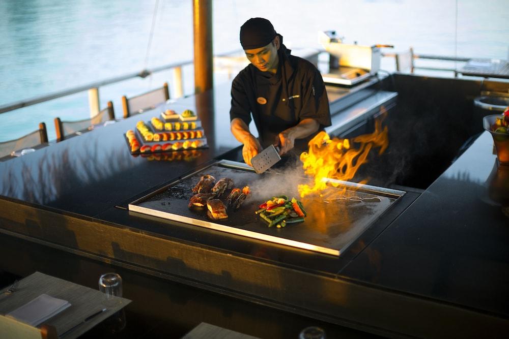 벨라사루 몰디브(Velassaru Maldives) Hotel Image 60 - Restaurant