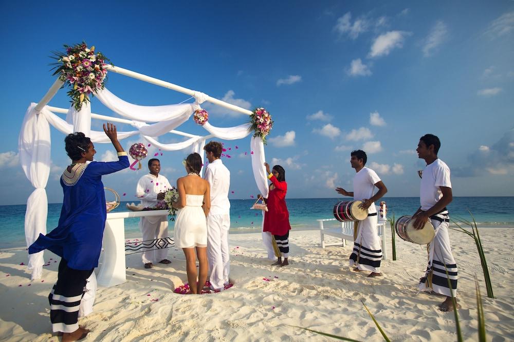벨라사루 몰디브(Velassaru Maldives) Hotel Image 86 - Outdoor Wedding Area